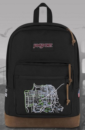 Fully Laced x Jansport : 2017 Signature Series Backpack