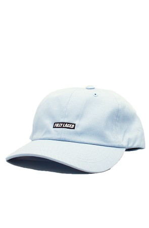 Fully Laced Classic Strapback Hat (Sky Blue)