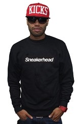 The Sneakerhead Crew (Black/Black)