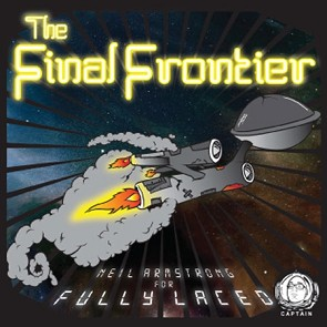 DJ Neil Armstrong x Fully Laced Final Frontier Mixtape CD