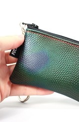 The Color Changing Chameleon Coin Pouch