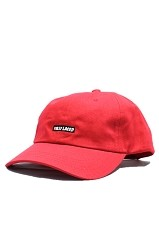 Fully Laced Classic Strapback Hat (Red)