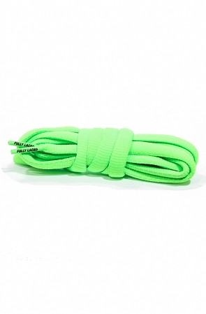 Neon Green SB Laces
