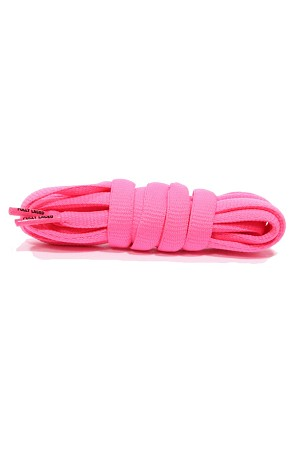 Neon Pink SB Laces