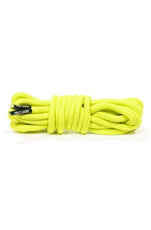 XI Laces (Venom Green/Black)