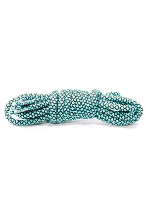 Rope Laces (Gamma Blue/Black)