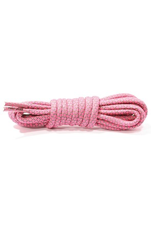Rope Laces (Neon Pink/3M Reflective)