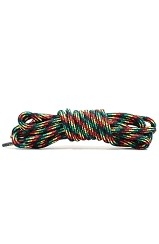 Rasta Rope Laces (Red/Green/Yellow/Black)