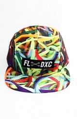 Fully Laced x DXC Laces 5 Panel Hat