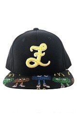 Fully Laced x McDonald's Fry Guys Snapback Hat