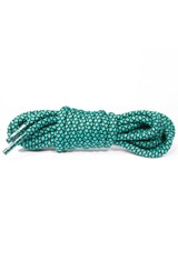 Rope Laces (Sharks Teal/Black)